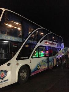 タオ島行きバス