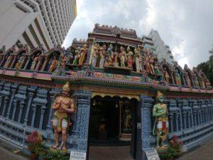 ヒンドゥー系寺院