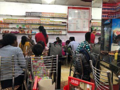 スリランカ飲食店
