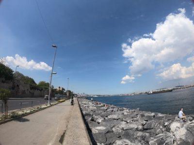 海岸沿い2