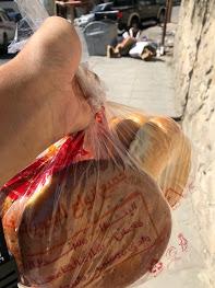 ヨルダンのパン
