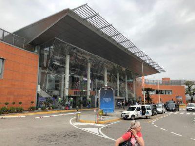 ナポリ空港