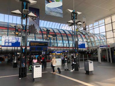 アムステルダム駅